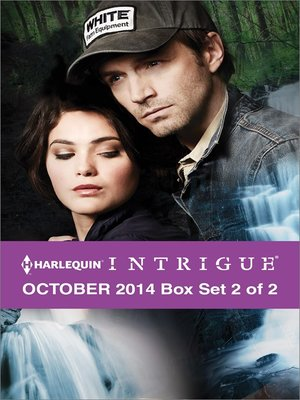 cover image of Harlequin Intrigue October 2014 - Box Set 2 of 2: Crybaby Falls\Scene of the Crime: Baton Rouge\Trapped