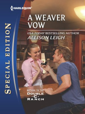 cover image of A Weaver Vow