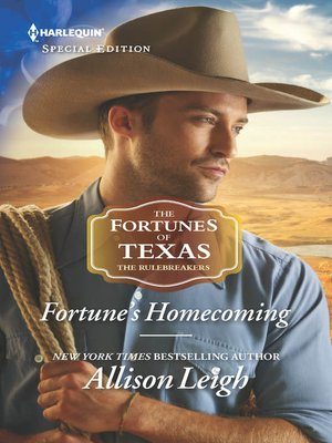 cover image of Fortune's Homecoming