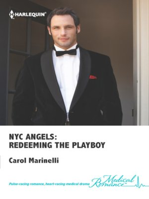 cover image of NYC Angels: Redeeming the Playboy