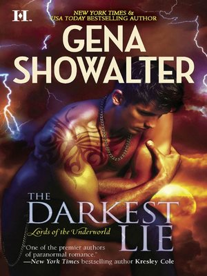 cover image of The Darkest Lie