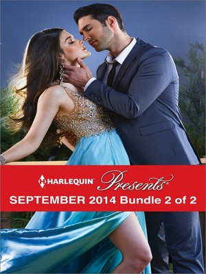 cover image of Harlequin Presents September 2014 - Bundle 2 of 2: The Housekeeper's Awakening\Captured by the Sheikh\Damaso Claims His Heir\The Ultimate Revenge