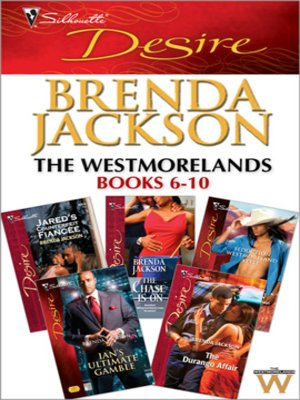 cover image of The Westmorelands books 6-10