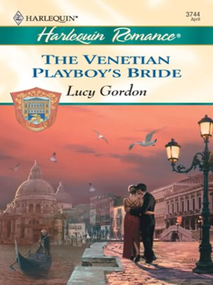 cover image of The Venetian Playboy's Bride