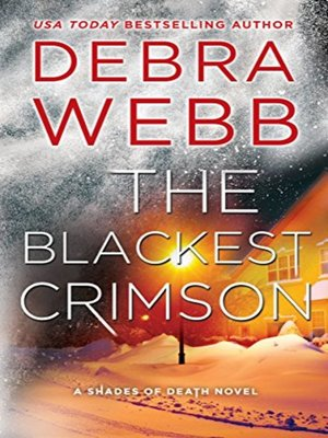cover image of The Blackest Crimson