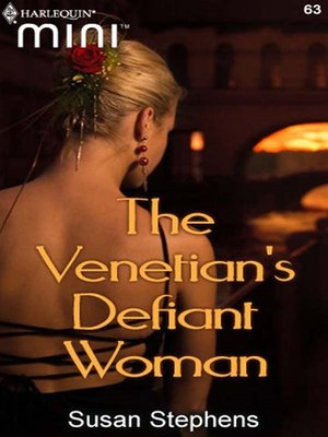 cover image of The Venetian's Defiant Woman
