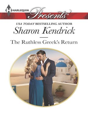 cover image of The Ruthless Greek's Return
