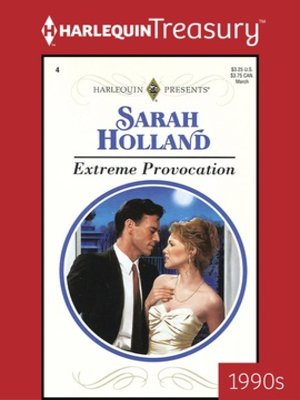 cover image of Extreme Provocation