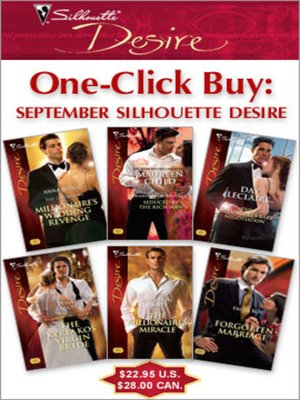 cover image of September Silhouette Desire