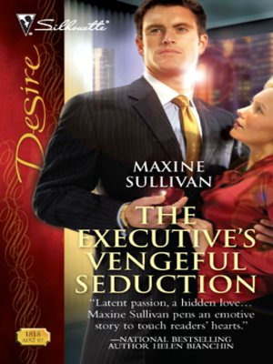 cover image of The Executive's Vengeful Seduction
