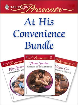 cover image of At His Convenience Bundle