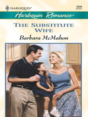 cover image of The Substitute Wife