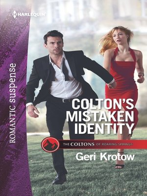 cover image of Colton's Mistaken Identity