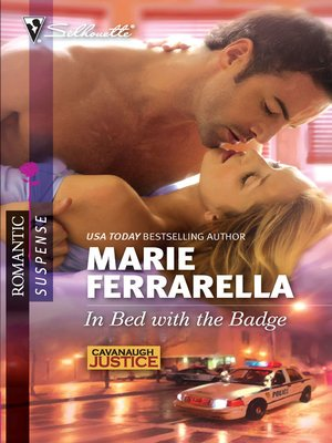 cover image of In Bed with the Badge