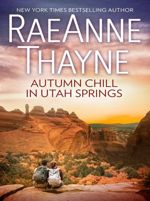 cover image of Autumn Chill in Utah Springs