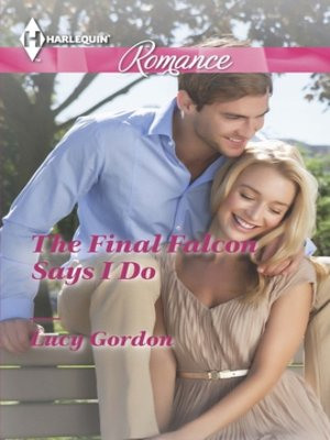 cover image of The Final Falcon Says I Do
