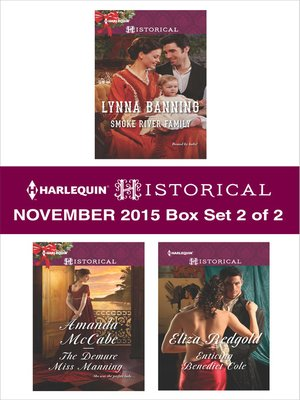 cover image of Harlequin Historical November 2015, Box Set 2 of 2