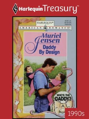 cover image of Daddy By Design