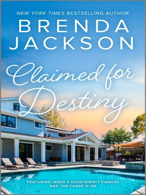 cover image of Claimed for Destiny