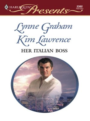 cover image of Her Italian Boss
