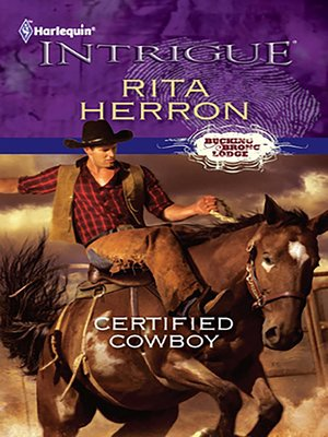 cover image of Certified Cowboy