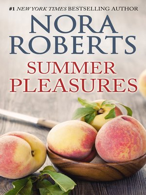 cover image of Summer Pleasures