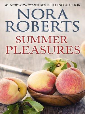 summer desserts nora roberts read online free