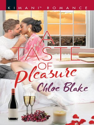 cover image of A Taste of Pleasure