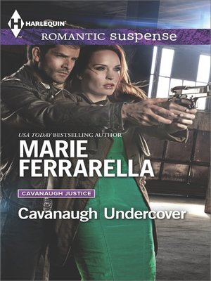 cover image of Cavanaugh Undercover