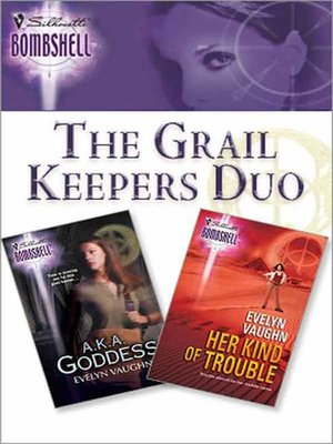 cover image of The Grail Keepers Duo (Bundle)