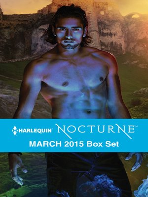 cover image of Harlequin Nocturne March 2015 Box Set: Raintree: Oracle\Cursed