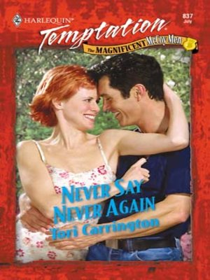 cover image of Never Say Never Again