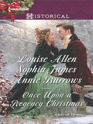 cover image of Once Upon a Regency Christmas