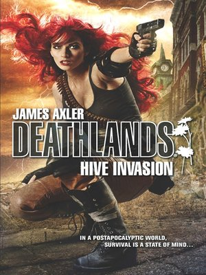 cover image of Hive Invasion