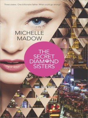 cover image of The Secret Diamond Sisters