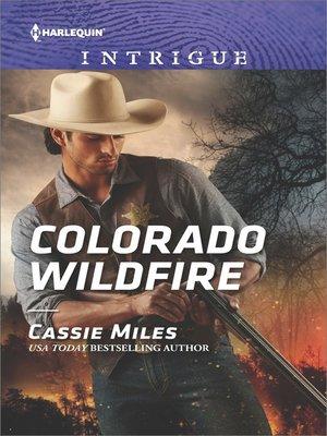 cover image of Colorado Wildfire