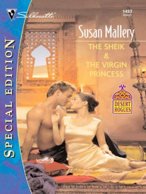 cover image of The Sheik and the Virgin Princess