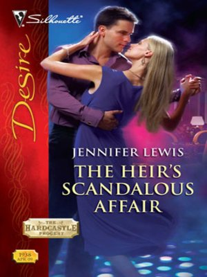 cover image of The Heir's Scandalous Affair