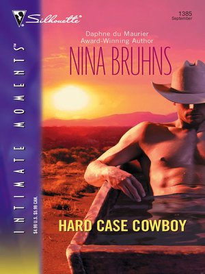 cover image of Hard Case Cowboy