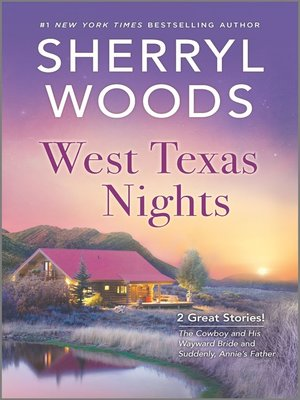 cover image of West Texas Nights