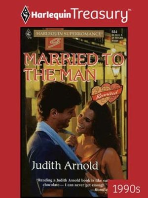 cover image of Married To The Man