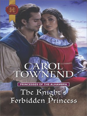 cover image of The Knight's Forbidden Princess--A Medieval Romance