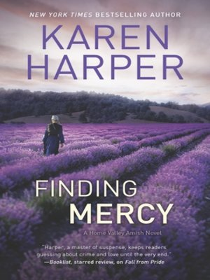 cover image of Finding Mercy