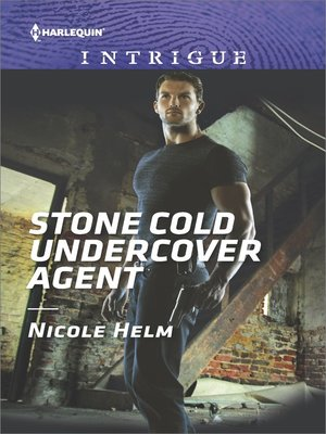 cover image of Stone Cold Undercover Agent