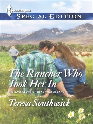 cover image of The Rancher Who Took Her In