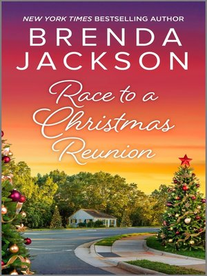cover image of Race to a Christmas Reunion
