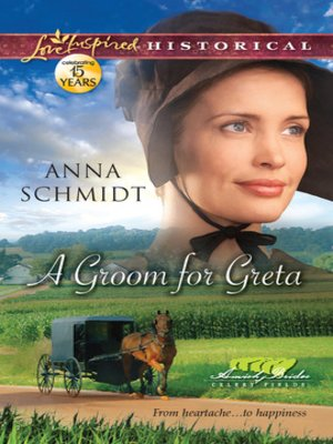cover image of A Groom for Greta