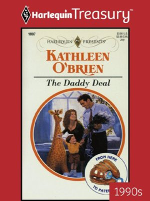 cover image of The Daddy Deal