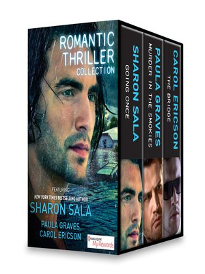 cover image of Romantic Thriller Collection Featuring Sharon Sala