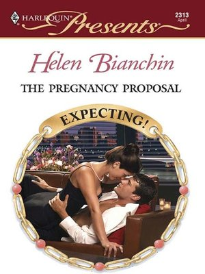 cover image of Pregnancy Proposal